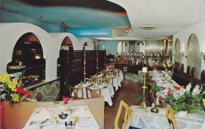 Dining Area, Old Spain Spaniard Restaurant, near Sherbourne, Toronto, Ontario...