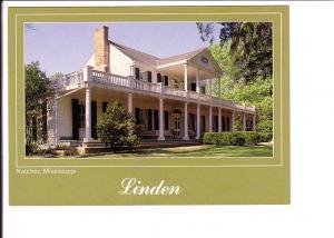 Linden Mansion, Natchez, Mississippi, Photo Bobby Potts
