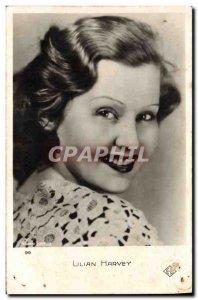 Postcard Modern Cinema Lilian Harvey