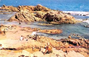 Spain Detalle de la Costa Coast