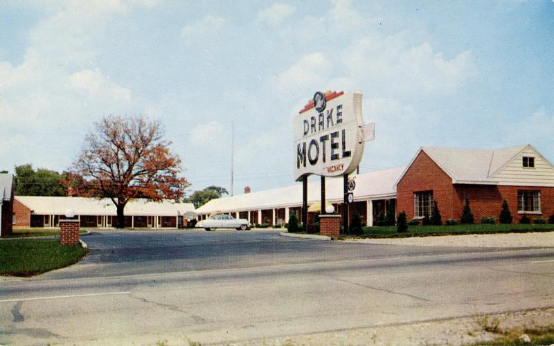 OH - Springfield. Drake Motel