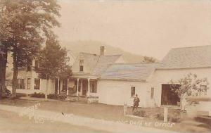 RP, Where President Coolidge Took The Oath Of Office, PU-1926