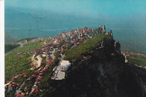 San Marino Aerial View