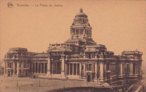 Belgium Brussells Le Palais De Justice