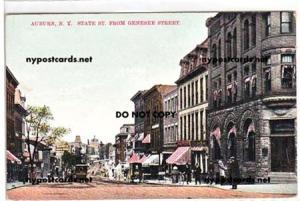 State St. Auburn NY
