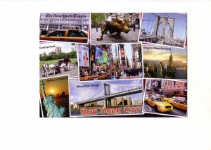 New York City, Multiview, 5X7 Oversize