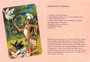 Groundnut Chicken - Recipe