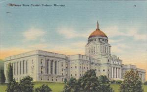 Montan Helena State Capitol Building