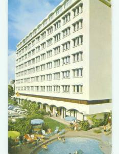 Unused Pre-1980 PIERRE HOTEL San Juan Puerto Rico PR hr6981