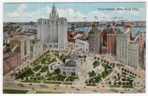 New York City, Civic Center