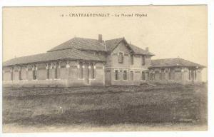 Chateaurenault, Le Nouvel Hopital, France, 00-10s
