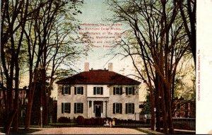 Virginia Richmond Governor's Mansion 1907