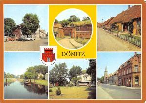 Doemitz Karl Leibknecht Paltz Festungsmauer An der Schleuse Kreiskinderheim