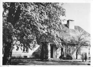 Zelazowa Wola Poland Chopin Birthplace Scenic View Real Photo Postcard J77337