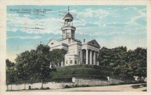 VICKSBURG, Mississippi , 1900-10s; Warren County Court House