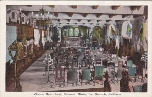 Cloister Music Room , Glenwood Mission Inn , RIVERSIDE , California , 00-10s
