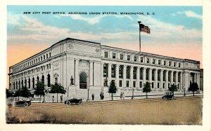 DC - Washington. New City Post Office Adjoining Union Station