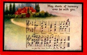 Greeting - Chords of Harmony   Artist: Cavally