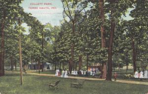 Collett Park, TERRE HAUTE, Indiana, PU-1909