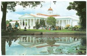 Indonesia, Istana Bogor, unused Postcard