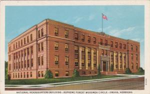 National Headquarters Building, Supreme Forest Woodmen Circle, OMAHA, Nebrask...