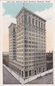 Old National Bank Building, Spokane, Washington, 1910-1920s