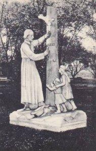 New York Auriesville Statue Of Saint Isaac Jogues Artvue