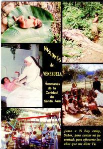 Postal 016557: CARACAS Venezuela - Residencia provincial generalicia de Caracas