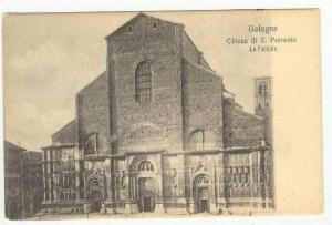 Chiesa di S. Petronio, La Facciata, Bologna, Italy, 00-10s