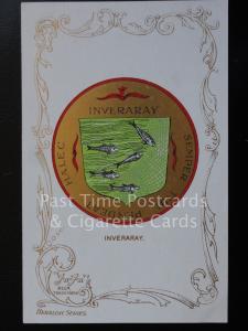 c1906 - INVERARAY - Heraldic Coat of Arms