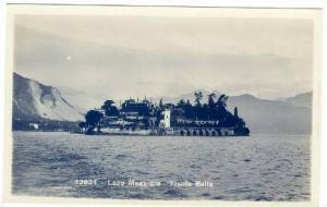 RP  Lago Maggiore - L´Isola Bella, italy, 1910-30s, Italy, 00-10s