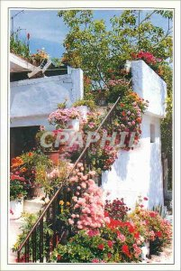 Postcard Modern Greece Hellas