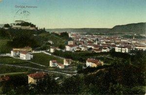 italy, GORIZIA, Panorama (1911) Postcard