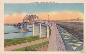 Peace Bridge Buffalo New York