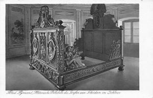 Bad Pyrmont Historisches Bettstelle des Grafen