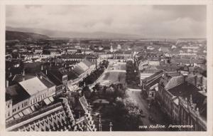 RP: KOSICE , Slovakia , 20-30s ; Panorama
