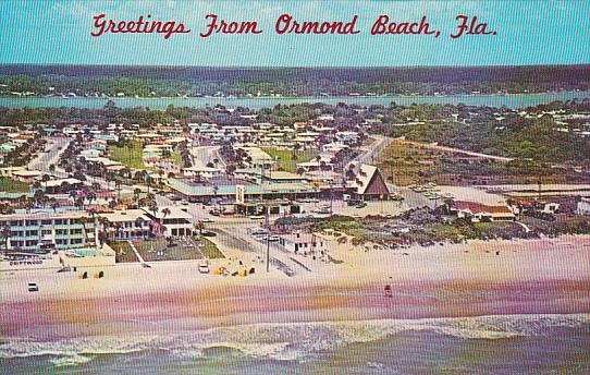 Greetings From Ormond Beach Florida