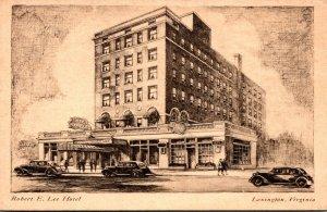 Virginia Lexington Robert E Lee Hotel