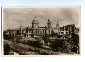 151703 Ireland BELFAST City Hall & Garden of Remembrance OLD