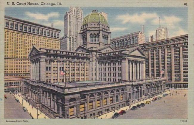 Illinois Chicago United States Court House