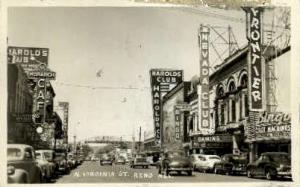 N. Virginia St. Reno NV 1950