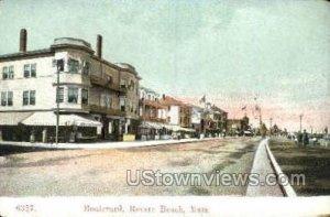 Blvd. - Revere Beach, Massachusetts MA