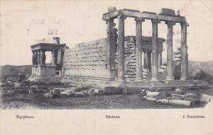 Ruins, ATHENES, Greece, PU-1936
