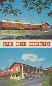Pennsylvania Tannersville Hill Motor Lodge And Train Coach Restaurant