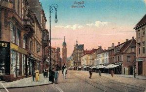 Germany Krefeld Rheinstrasse  04.48