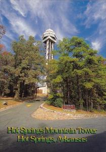 Hot Springs Mountain Tower Hot Springs Arkansas