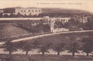 CARTHAGE, Tunisia, 1900-1910s; Colline De Junon, Maison Lavigerie