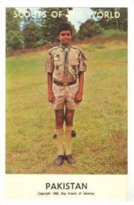 Boy Scouts of the World,Pakistan,40-60s