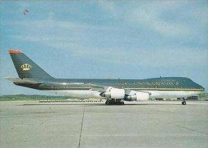 ROYAL JORDANIAN BOEING 747-2D3B