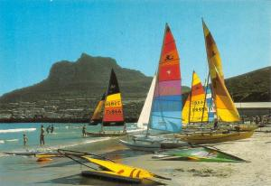South Africa Cape Peninsula Beach of Hout Bay Kaapse Skiereiland
